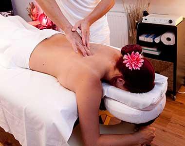 Massage - Teilkörper